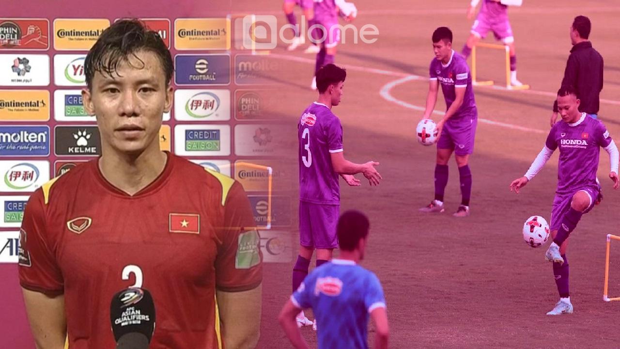 Quế Ngọc Hải Tiết Lộ Mục Tiêu Trong Trận Việt Nam Đấu Trung Quốc Tại VL3 World Cup 2022