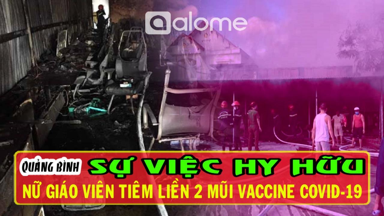 Nữ Giáo Viên Ở Quảng Bình Tiêm Liền 2 Mũi Vaccine Trong 10 Phút