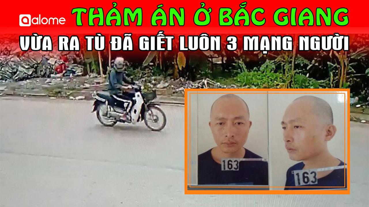 Ba người trong gia đình bị sát hại dã man ở Bắc Giang