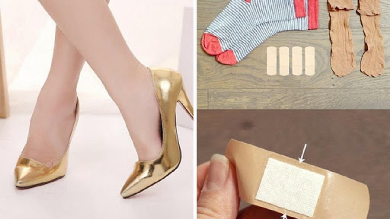 Mách chị em 5 cách đơn giản giúp mang giày cao gót cả ngày không ᵭau, không bị phồng chân, tha hồ điệu