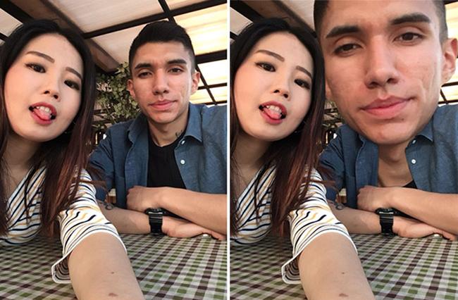 Chàng trai và cô gái
