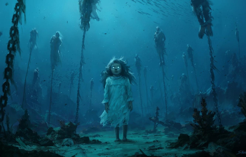 Bỏ em dưới nước